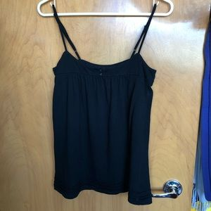Gap EUC swing cami with button detail, S